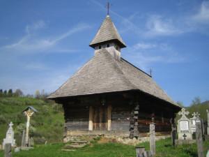 Biserica de lemn de la Şinca Nouă