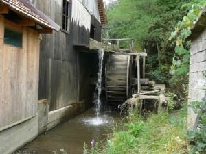 Moara de apă din Ohaba